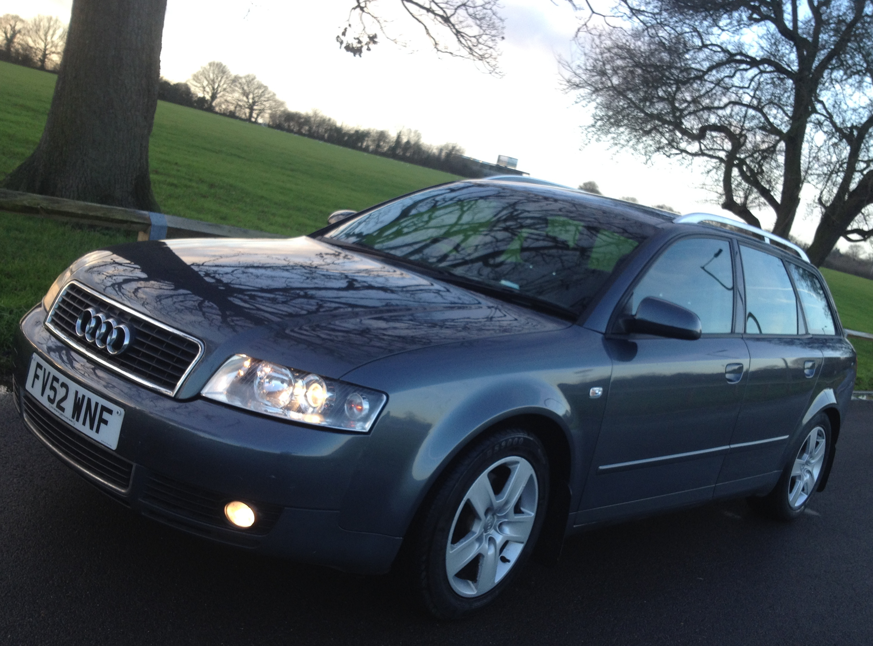 audi a4 1 9 tdi 130 bhp manual criscars. Black Bedroom Furniture Sets. Home Design Ideas